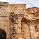 Die Zitadelle des Monemvasia Kastro