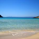 Das kristallklare Wasser von Elafonisos