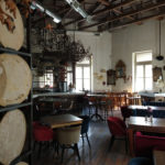 Die Bistroteca in Kalamata
