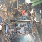 Im Maschinenraum der Dampflok