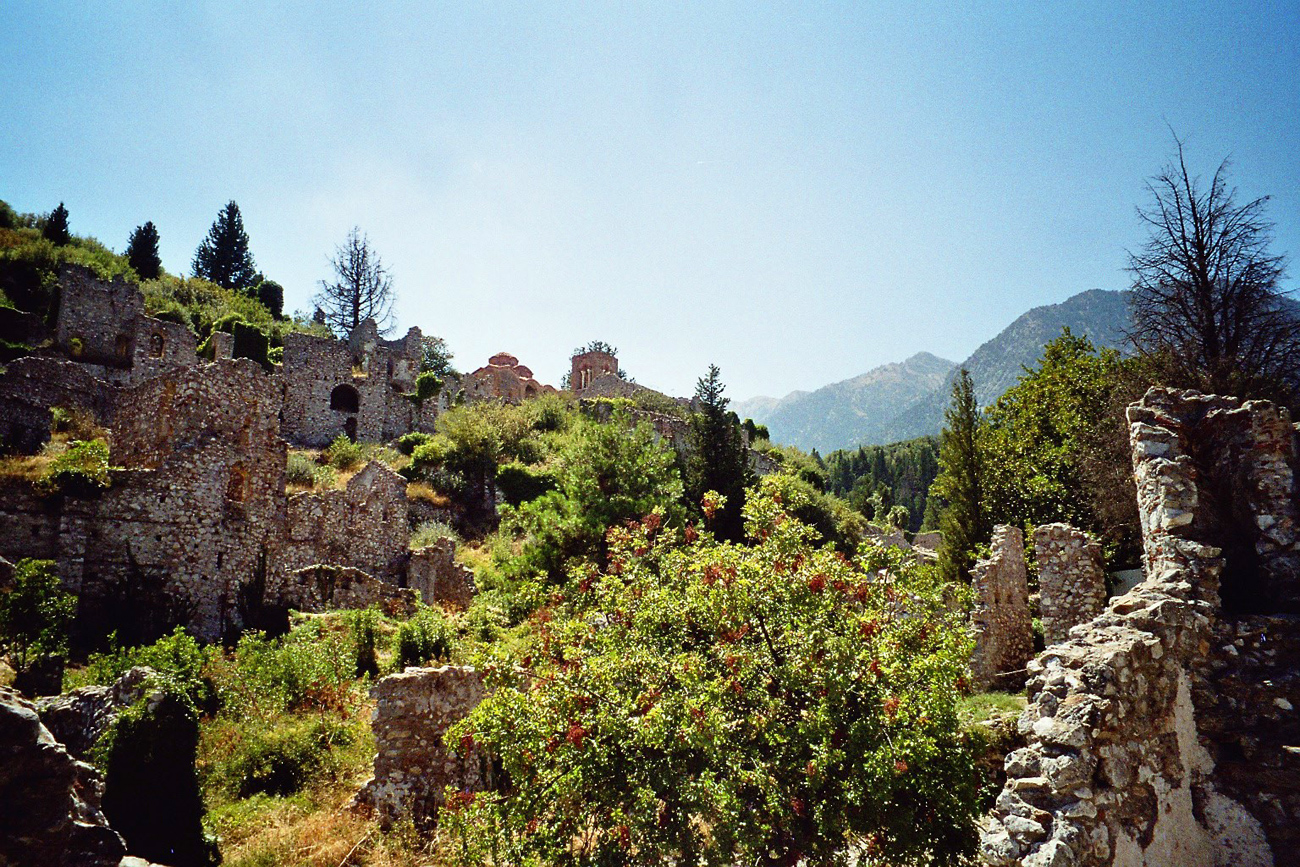 Gebirge des Peloponnes – Wilde Idylle in den Bergen