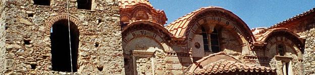 Kloster bei Leonidio