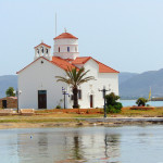 Die Kirche in Elafonisos.
