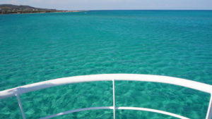 Das Wasser vor Elafonisos