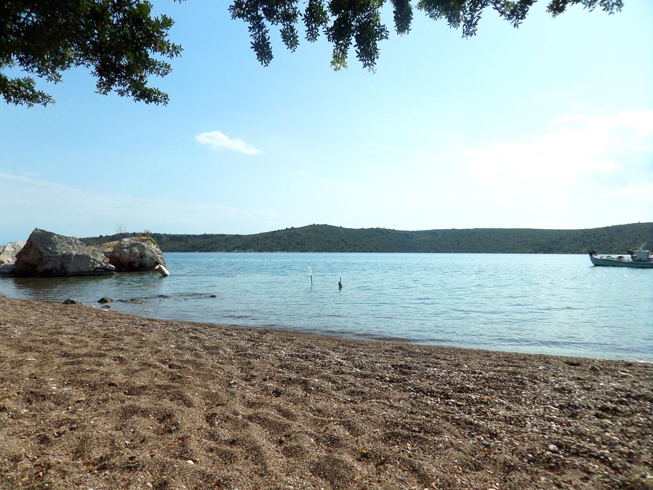 Lefka Beach Camping