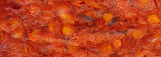 Griechische Bohnen in Tomatensoße - Gigantes plaki