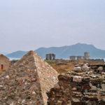 Das Kastell ist von beachtlicher Größe - ursprünglich wurde es von den Venezianern errichtet