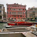 Unterwegs in Venedig - Kanäle und Gondeln
