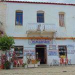 Griechischer Laden in Nafplio