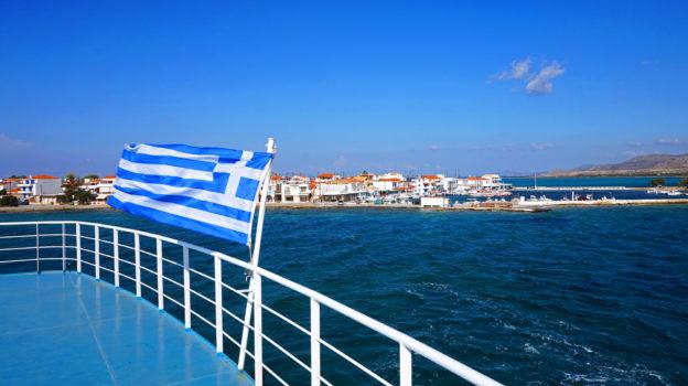 Griechenland: Land, Wörter, Sprache